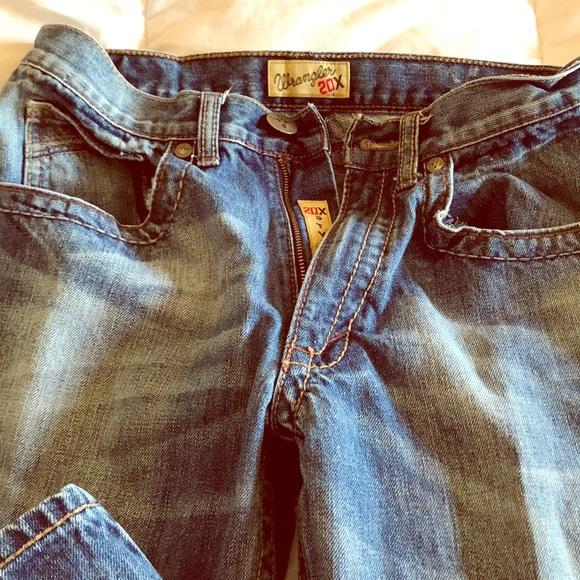 6571d42f7ee Wrangler Jeans | Mens 20x Style 42 Size 30x36 | Poshmark
